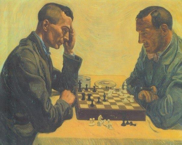 Ernst vs. Friedrich Georg